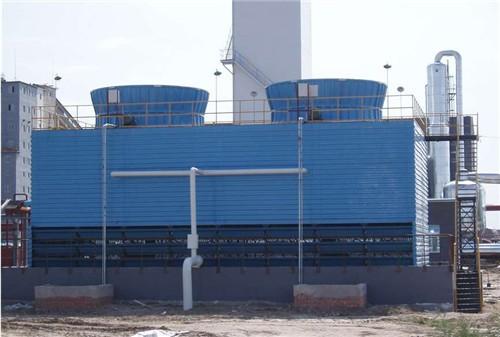 方形逆流式冷却塔7