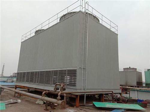 方形逆流式冷却塔8