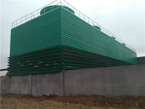 浙江方形逆流式冷却塔25