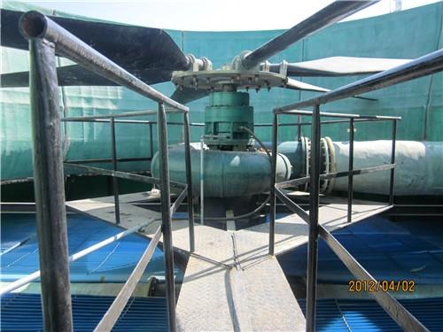 浙江水轮机冷却塔
