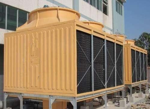江苏方形横流玻璃钢冷却塔